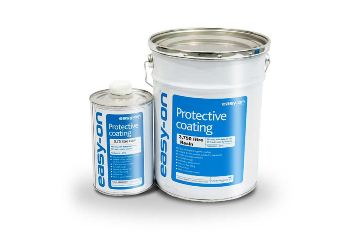 anti-graffiti paint coating