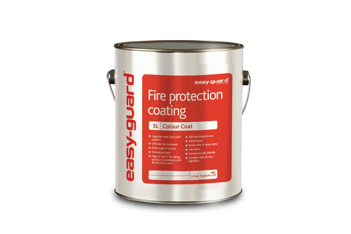 Fire Protection Paint Coating