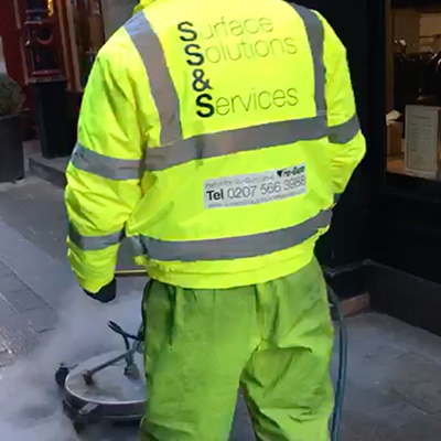 Chewing Gum Removal Bow Lane