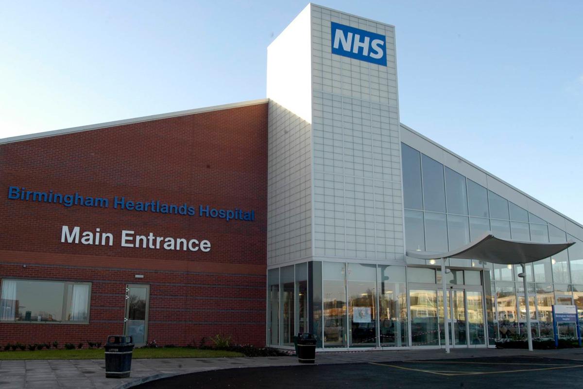 Sterilising NHS Hospital Campus'